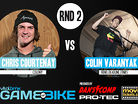Colin Varanyak vs. Chris Courtenay