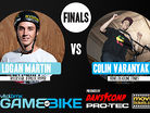 Logan Martin vs Colin Varanyak