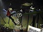 Mat hoffman and the worlds first flair, Mansfield,Uk 1990