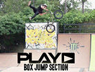 Play 2013: Box Jump Section