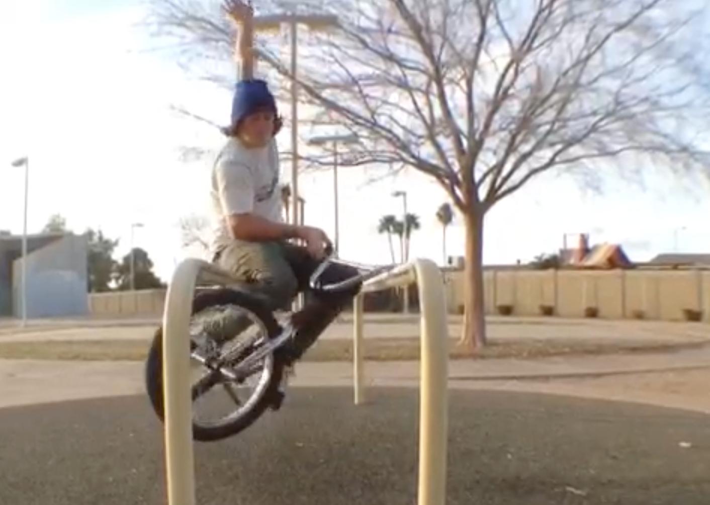 Josh Betley's #GETCREATIVEVLM Video Entry