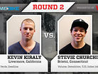 2011 Vital BMX Game of BIKE: Kevin Kiraly vs Stevie Churchill, Round 2
