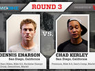 2011 Vital BMX Game of BIKE: Dennis Enarson vs Chad Kerley, Round 3