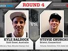 2011 Vital BMX Game of BIKE: Kyle Baldock vs Stevie Churchill, Round 4